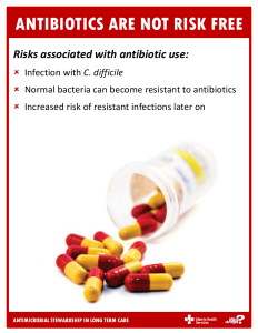 Antimicrobial Stewardship Poster 2